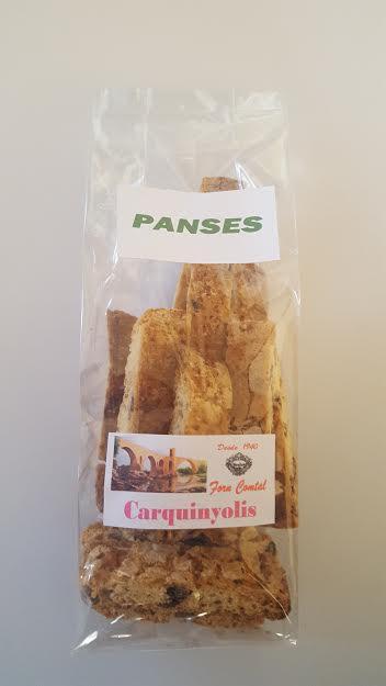 carquinyoli panses